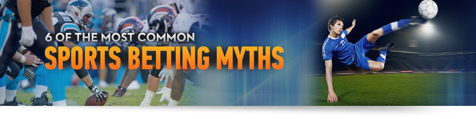Common Sports Betting Myths
