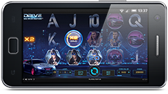 Glow Touch Slots Mobile