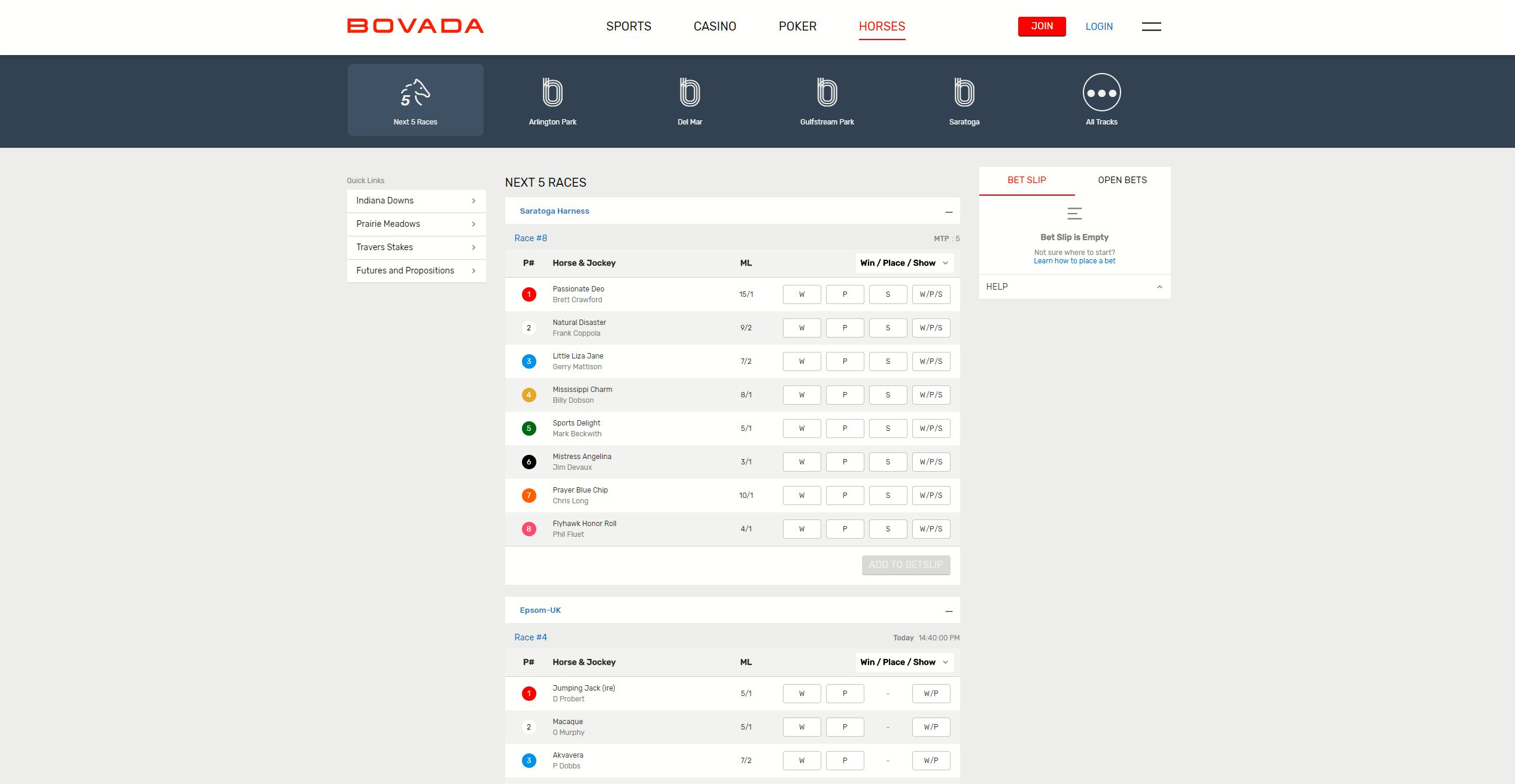 Bovada Review - Full Review of Bovada Sportsbook including