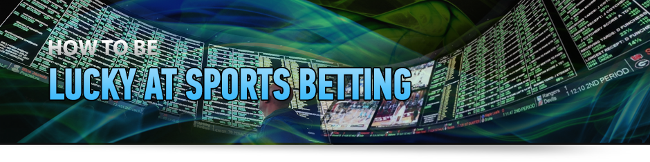 Lucky sportsbetting fixed-odds betting
